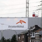General view of the ArcelorMittal steel plant in Liege September 18, 2012.