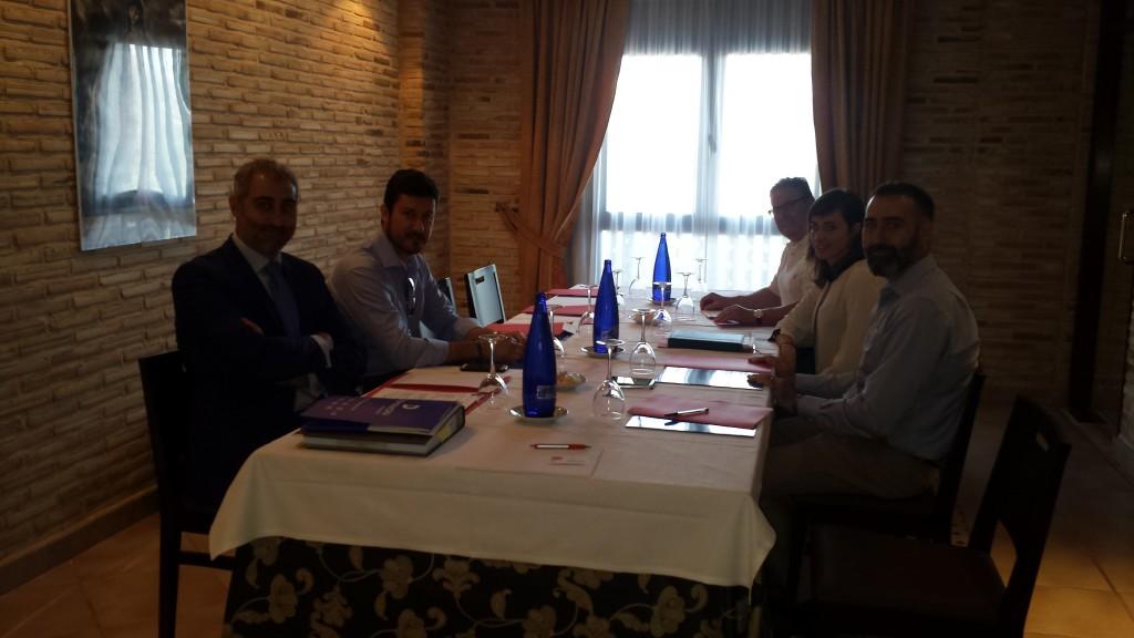 Miembros del Comité de Montadores