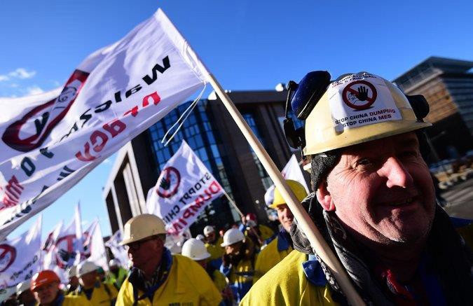 european-steel-workers-protest-cheap-chinese-imports