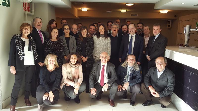 El pasado 18 de Febrero tuvieron lugar en la sede de ANFRE en Madrid la Junta Directiva, la Asamblea General y las reuniones del Comité Técnico y Comité de Montadores.