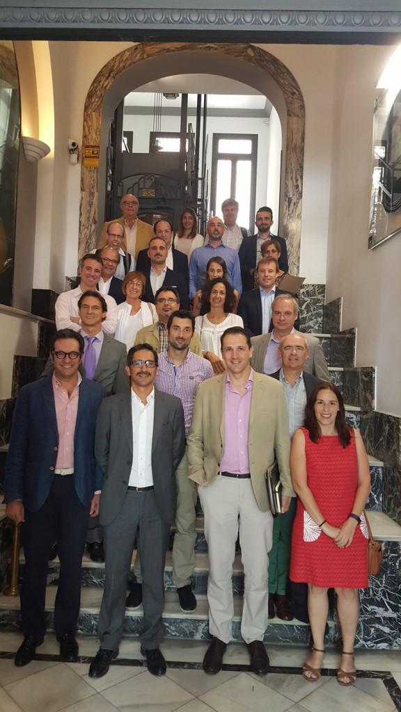 sede-anfre-en-madrid-junta-directiva-reuniones-comites-tecnicos-y-de-montadores